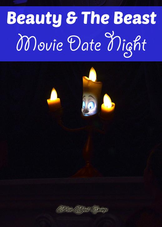 Beauty & The Beast Movie Date Night