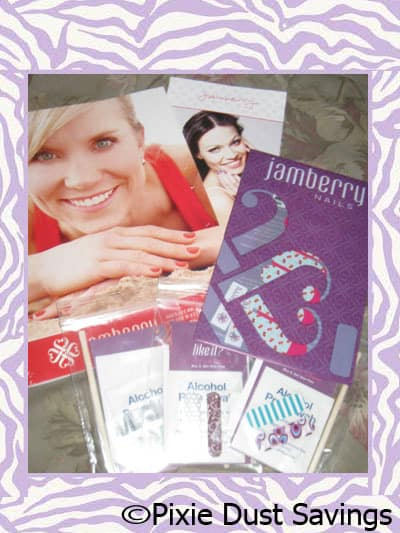 jamberry nails items