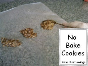 no bake cookief