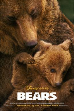 Disneynature's Bears Preview and Poster