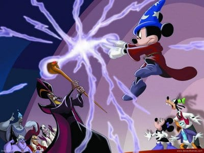 Tiggeriffic Tuesday Trivia Mickey S House Of Villains