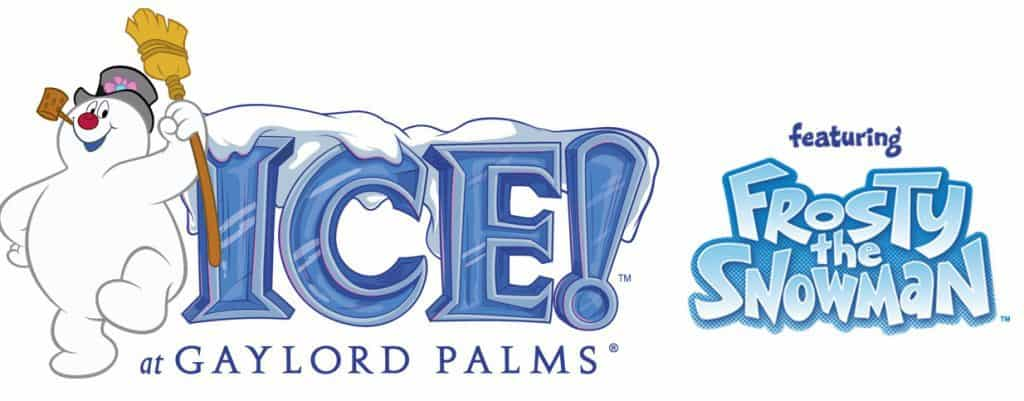 Coupon gaylord palms ice