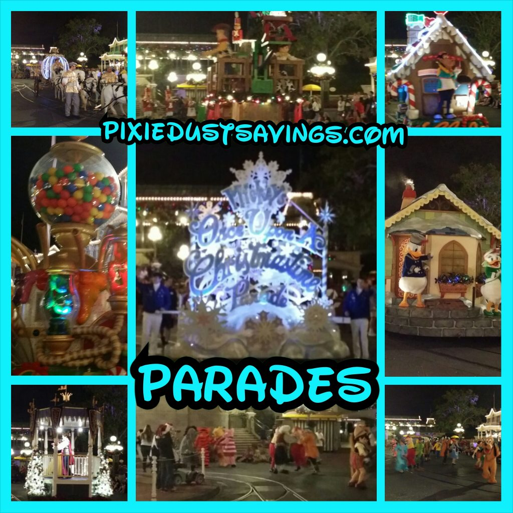 Wordless Wednesday – Parades!