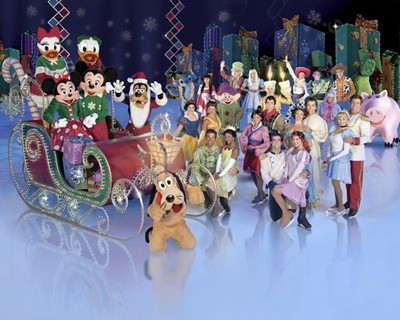 Disney On Ice is Coming to Tampa with Let's Celebrate!!