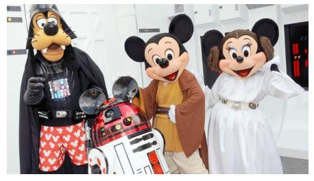 New- Dine with Star Wars Characters!