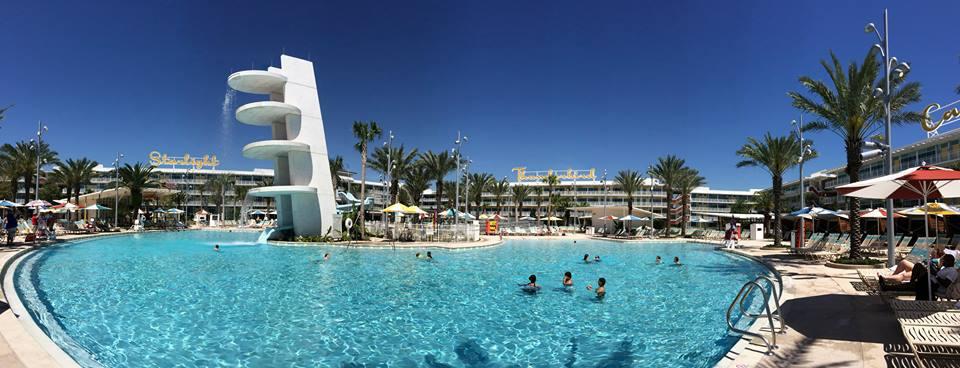 Cabana Bay Beach Resort Pools