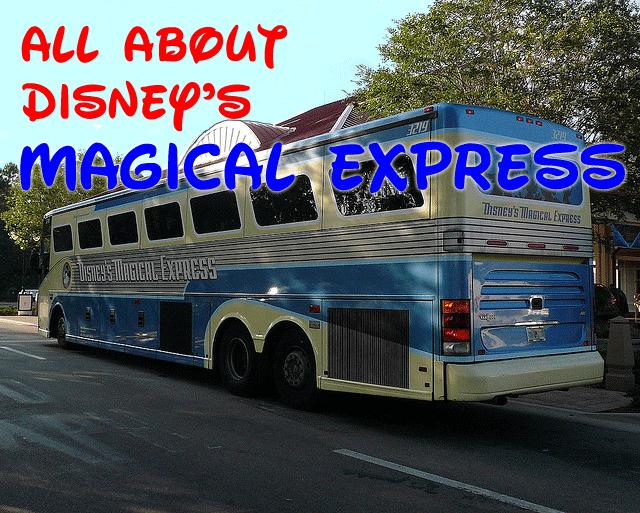 Disney Magical Express Travel Time