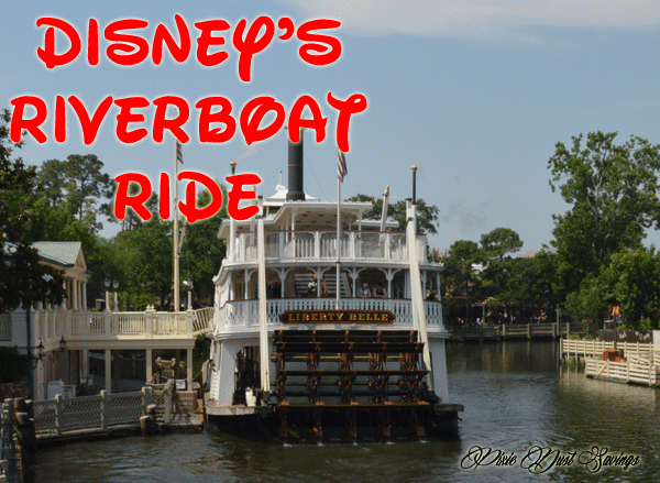 Disney's Riverboat Ride