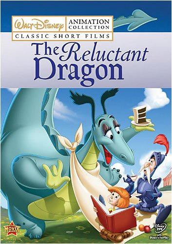 Image result for The Reluctant Dragon