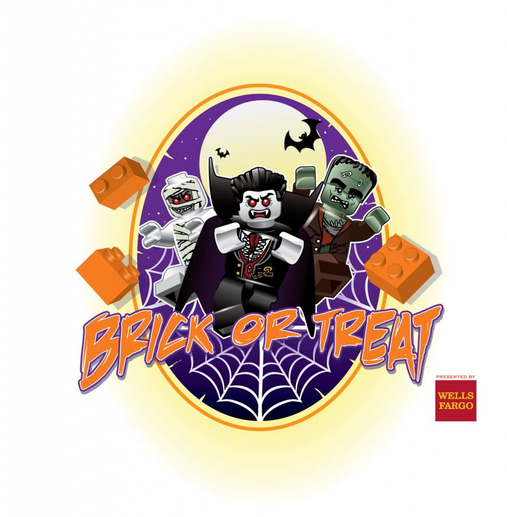 Celebrate Halloween at LEGOLAND's Brick-or-Treat
