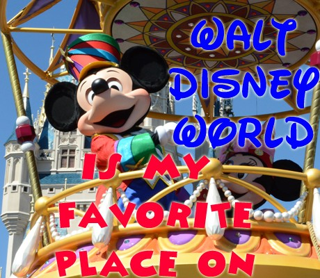 10 Things I Love about Walt Disney World