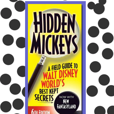 The Hidden Mickey Book Review and Giveaway