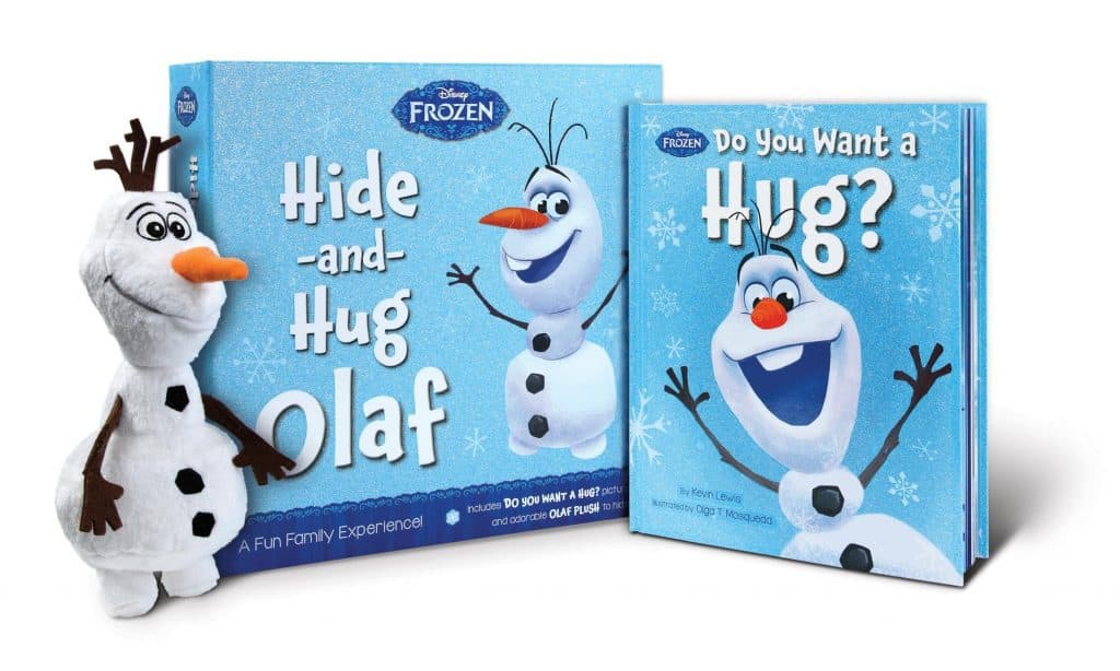 Frozen Hide And Hug Olaf A Fun Family Experience
