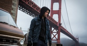 Shot on location in San Francisco, Paul Rudd stars as Scott Lang AKA Ant-Man, in Marvel Studio's Ant-Man, scheduled for release in the U.S. on July 17th, 2015.