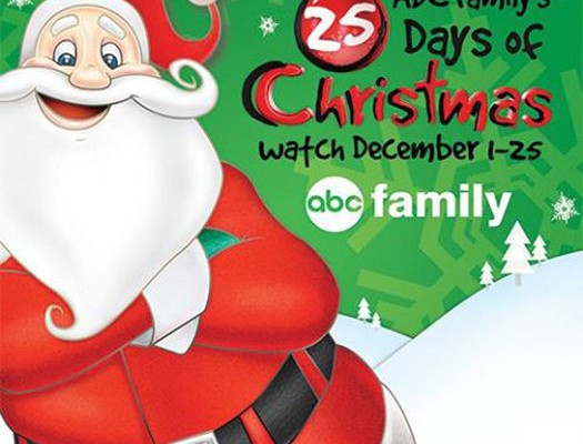 ABC Family: 25 Days of Christmas Schedule