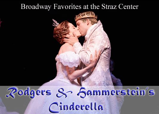 Broadway Favorites: Cinderella at the Straz!