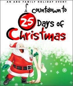 countdownto25daysofchristmas