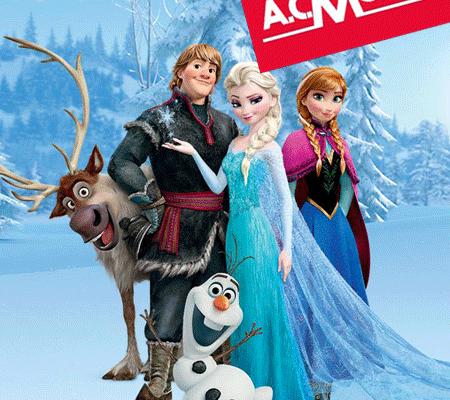 A.C. Moore's Black Friday Frozen Deals