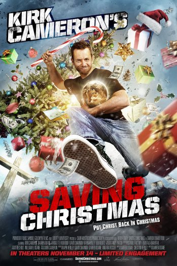 Saving Christmas with Kirk Cameron