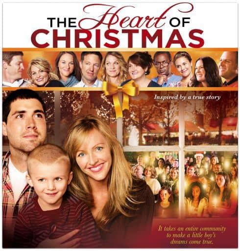 The Heart of Christmas Trailer and Movie Review