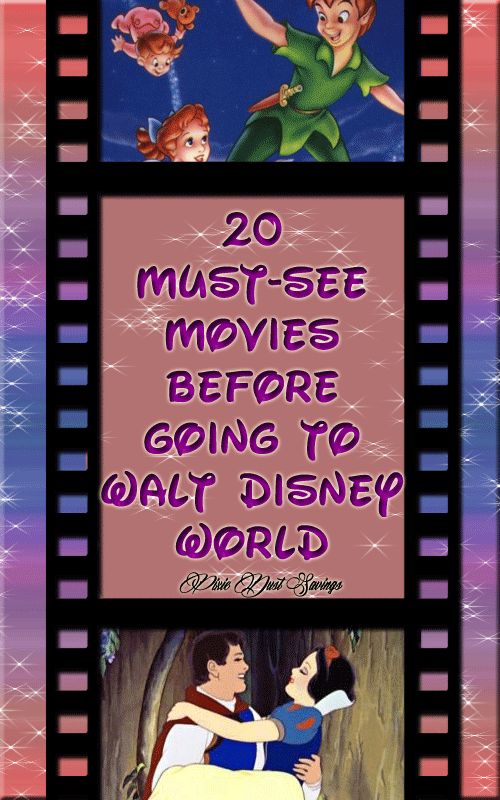 20 must see movies