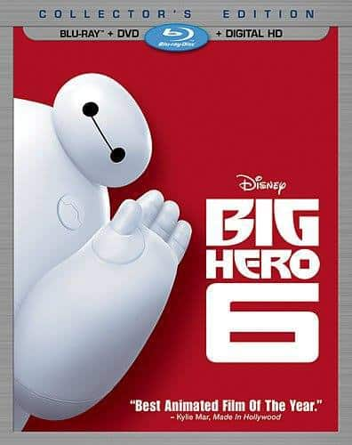 Big Hero 6 Collector's Edition Giveaway
