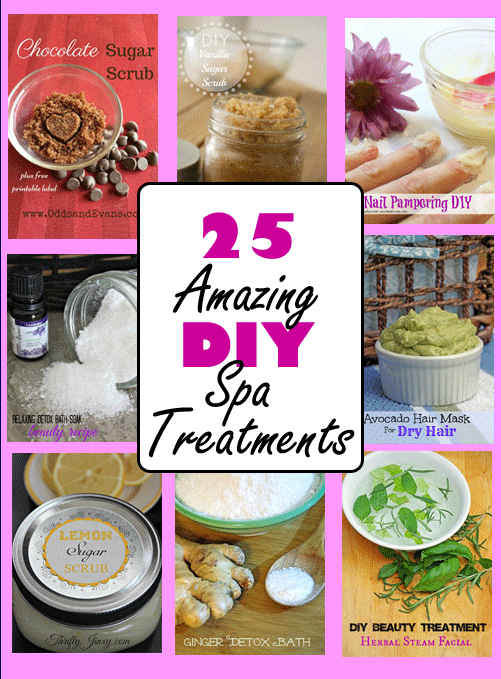 DIY Spa Treatments