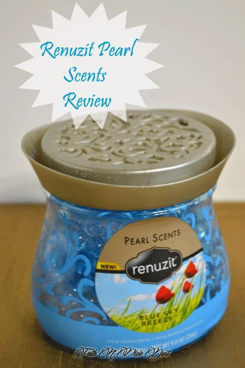 Renuzit Pearl Scents Review