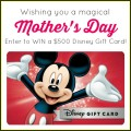 Disney Mother's Day Sweepstakes