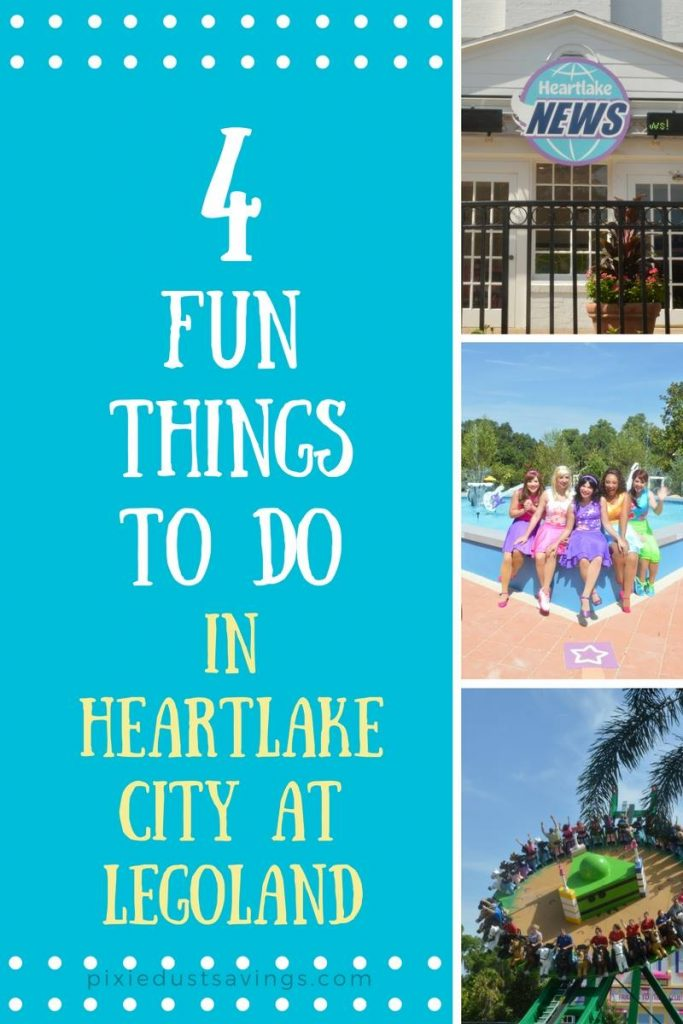4 Fun Things to Do in Heartlake City at LEGOLAND