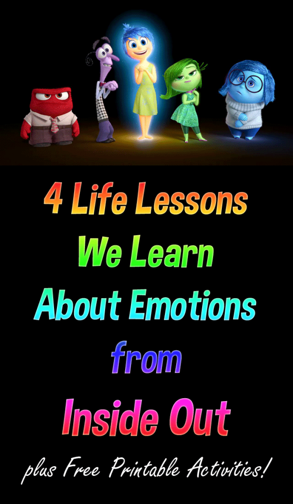 Inside Out Life Lessons