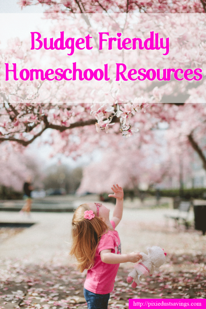 Budget Friendly Homeschool Resources