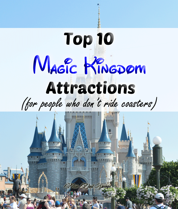 970 Best Rides Images On Pinterest: Top 10 Magic Kingdom Attractions