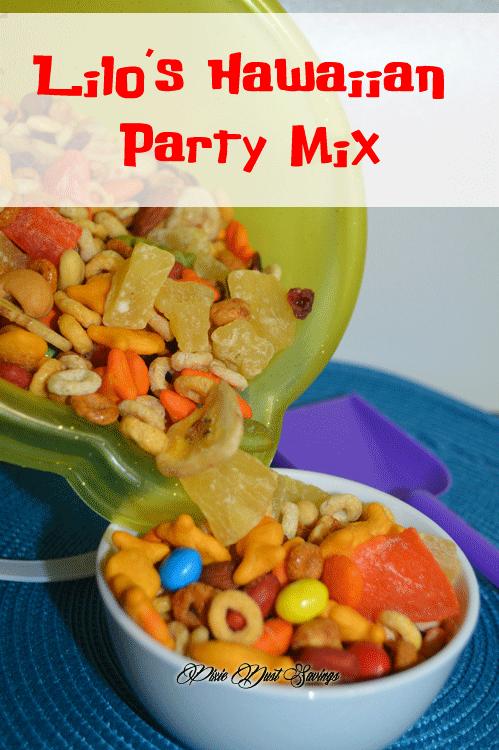 Hawaiian Party Mix