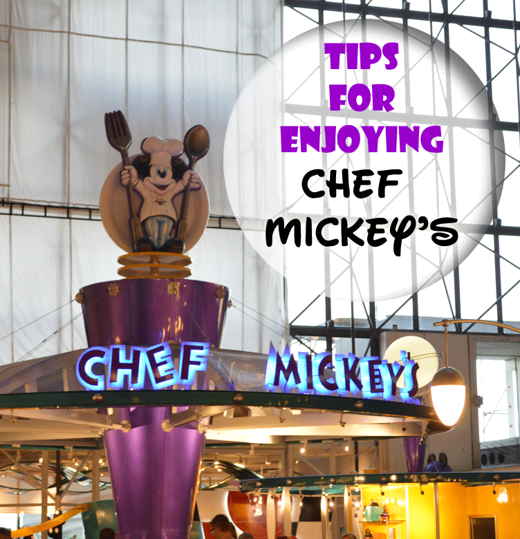 Tips for Chef Mickey's