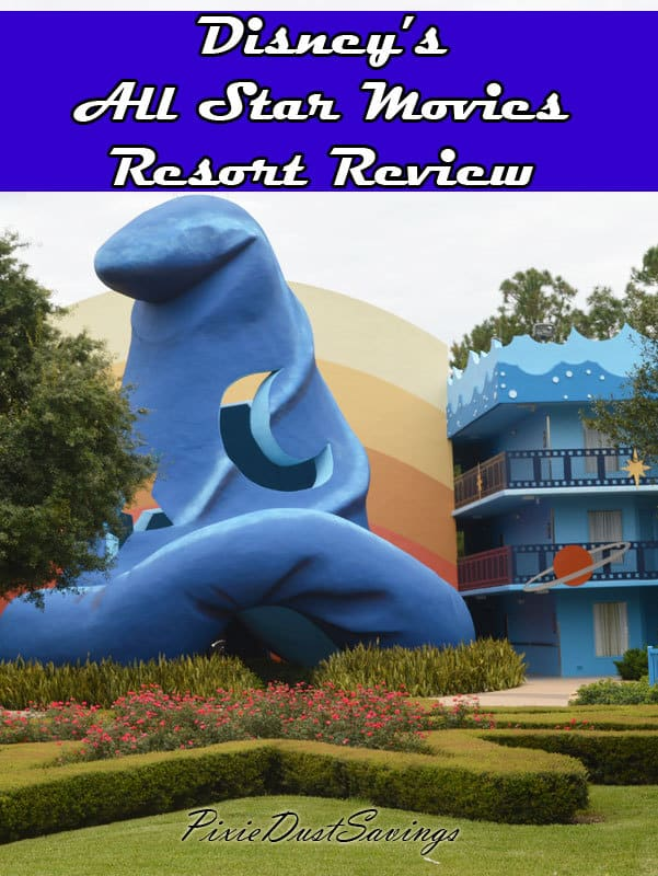 Disney's All Star Movies Resort Review