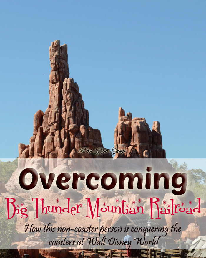 Overcoming Big Thunder Mountain | Coaster Fears at Disney