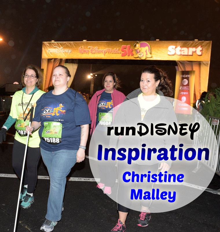 runDisney Inspirational Story: Christine Malley