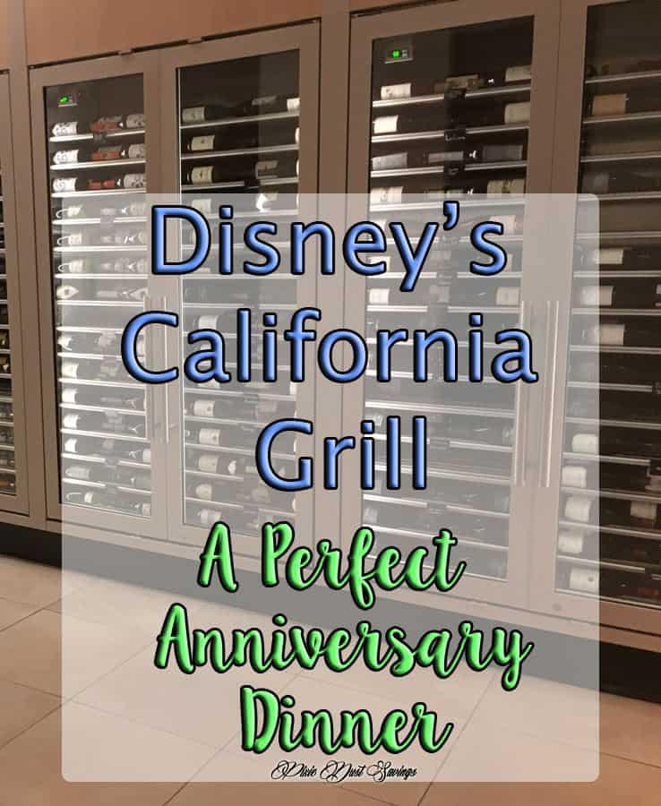 Disney's California Grill