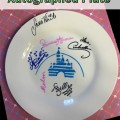 Disney-DIY-Autographed-Plate