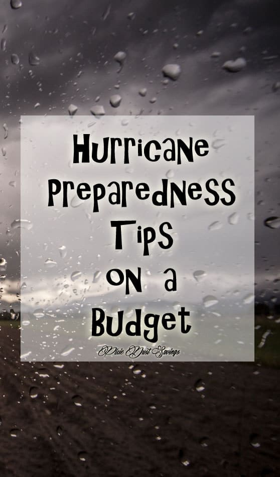 hurricane preparedness tips