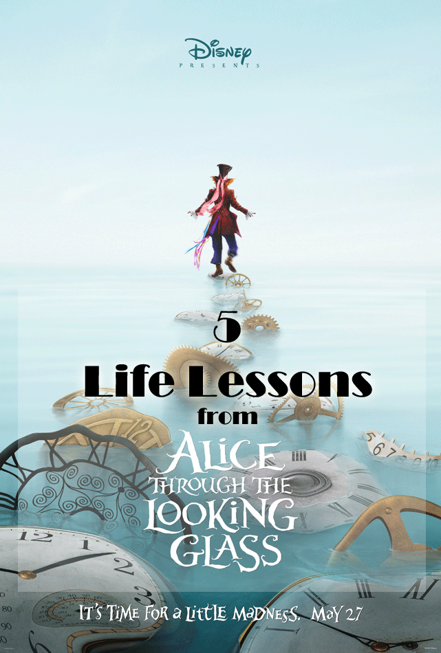 lessons from Alice Through the Looking Glass