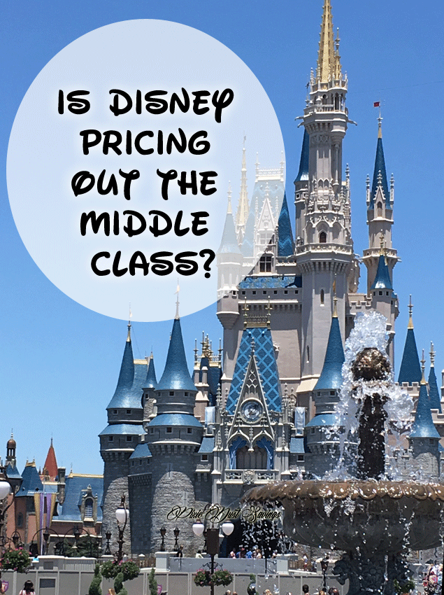 Is Disney Pricing Out the Middle Class?