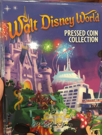 Walt Disney World Pressed Penny Guide