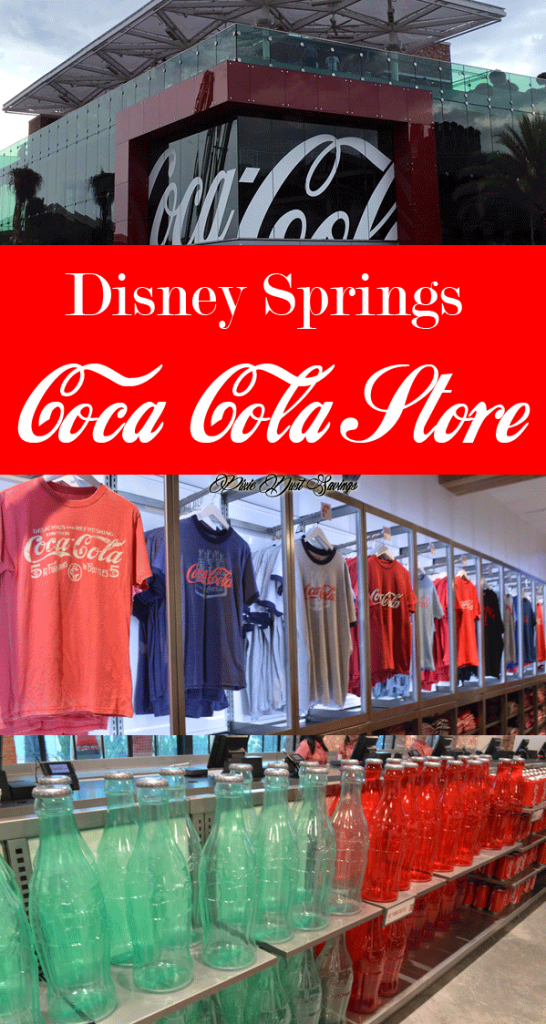 Disney Springs Coca-Cola Store Review & Tips