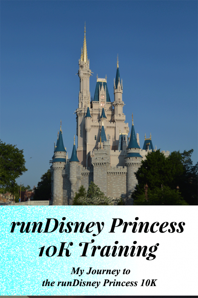runDisney Princess 10K Training | My Journey Begins