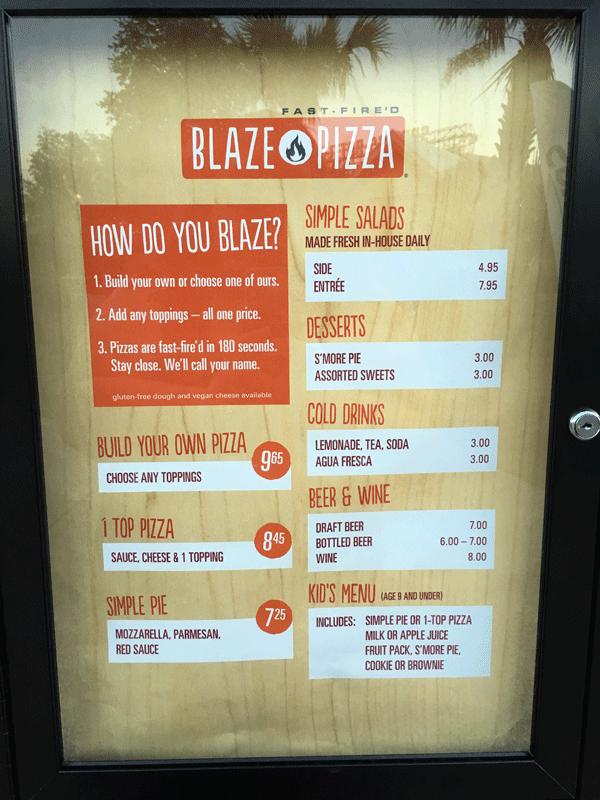 blaze-menu