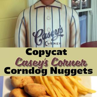 Copycat Casey's Corner Corn Dog Nuggets Recipe