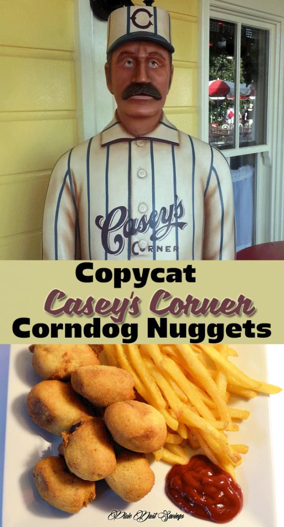 Corn Dog Nuggets Recipe