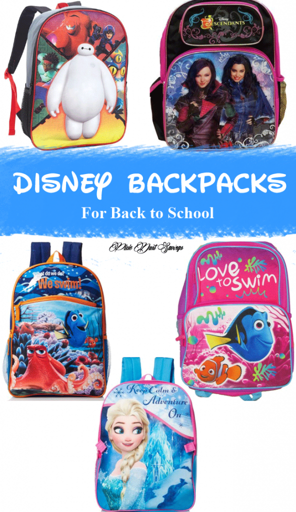 Disney Backpacks | Many Under $25